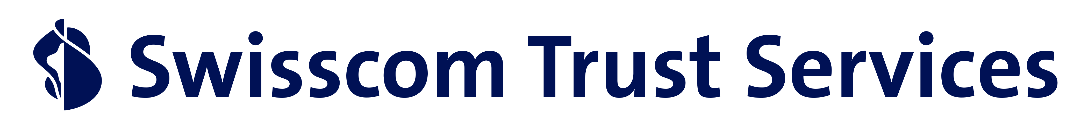 Swisscom Trustcenter qualified.ink Partner